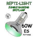 Jungle Basking Spotlamps 60W Es fitting